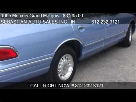 auto repair manual online 1995 mercury grand marquis lane departure warning 1995 mercury grand marquis problems online manuals and repair information
