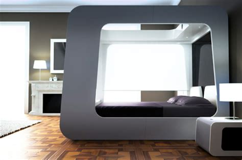 Futuristic Bunk Beds Futuristic Bed With Built In Tv Screen Coolest Beds Pinterest