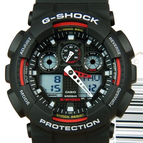 G Shock Ga100 9 ga 100 1a4 ga100 casio g shock
