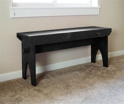 distressed benches farmhouse bench black distressed bench shabby country