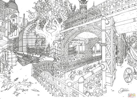 Coloring Pages City city coloring pages to and print for free
