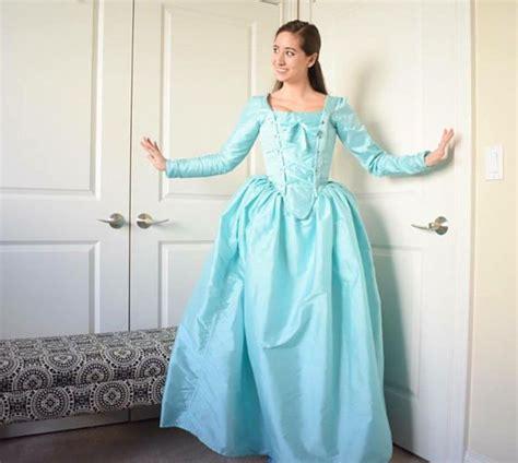 Dress Elisa eliza schuyler dress hamilton costume eliza hamilton