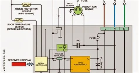 panasonic inverter air conditioner wiring diagram 49