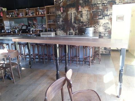 zk table layout the garage brooklyn floors doors interior design