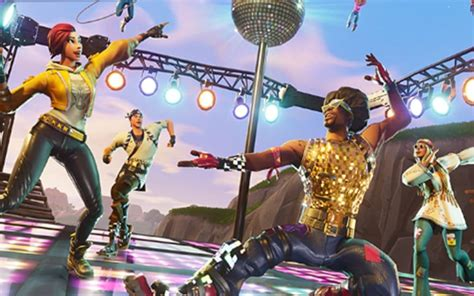 fortnite  patch notes chiller trap disco domination