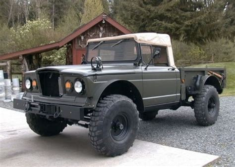 old military jeep truck 1967 kaiser military jeep m715 4x4 truck pickup army usmc
