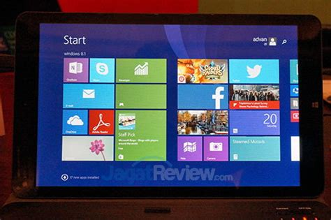 Tablet Advan W80 Dan W100 advan luncurkan dua tablet windows 8 1 jagat review