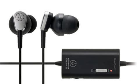 Audio Technica Ath Anc25 Point Active Noise Cancelling On Ear audio technica ath anc23 quietpoint active noise cancelling in ear headphones