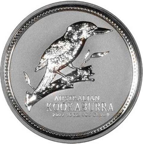 10 ounces of silver value ten ounce australian silver kookaburras