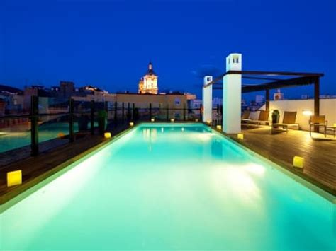 hotel m 225 laga posada patio vincci hoteles
