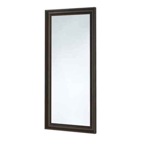 Cermin Ikea hemnes cermin hitam coklat ikea
