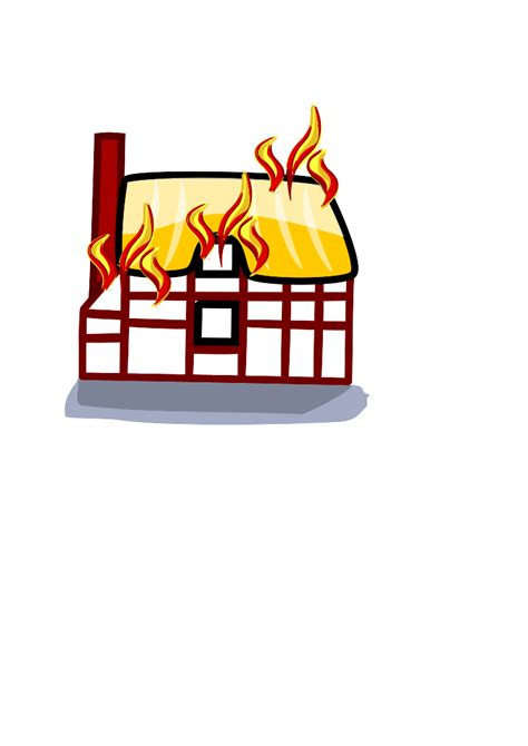 house insurance fire cartoon building on fire cliparts co
