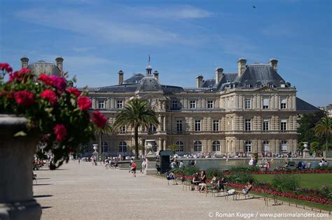 jardin in paris park jardin du luxembourg in paris paris mal anders