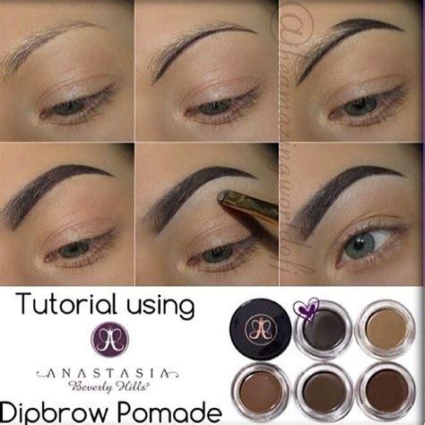 tutorial de maquiagem no instagram 25 melhores ideias sobre combreamento da sobrancelha no