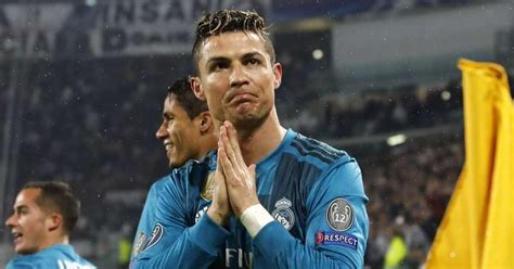 ronaldo juventus letter cristiano ronaldo pens farewell letter to real madrid fans ahead of juventus move givemesport