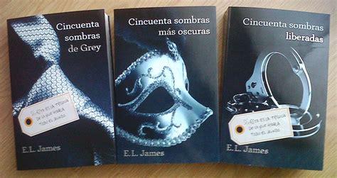 trilogia 50 sombras de grey todo sobre los 3 libros