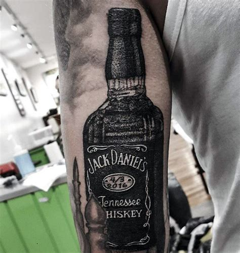 jack daniels tattoo designs 60 designs for whiskey ink ideas