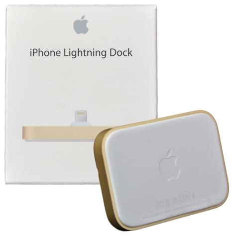 official apple iphone 6 6s lightning dock gold ml8k2zm a a1717 ebay