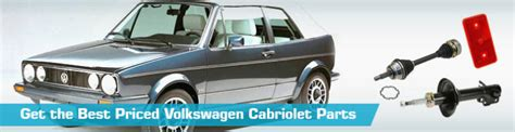 Volkswagen Cabriolet Parts by Volkswagen Cabriolet Parts Partsgeek