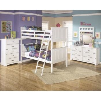 Lulu Bunk Bed Lulu Bunk Bed Dresser Mirror B102 21 26 59p 59r 59s Bedroom Groups Richey S