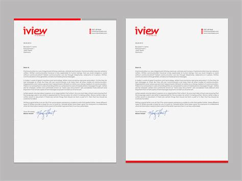 Luxury Home Design Uk by Professional Modern Letterhead Design By Logodentity