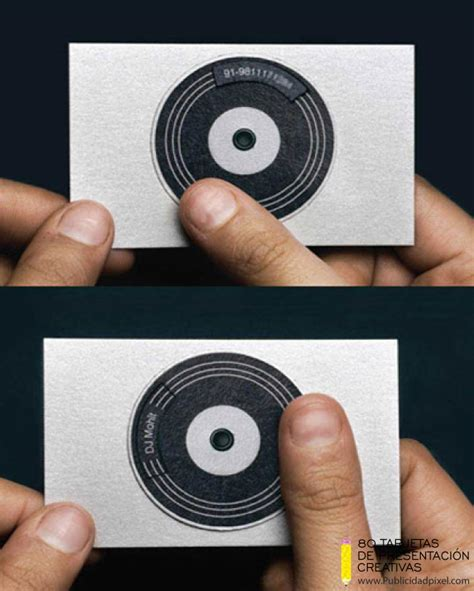 Visitenkarten Größe Pixel by 80 Dise 241 Os De Tarjetas De Presentaci 243 N Creativas