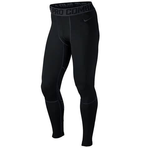Nike Pro Combat Longpants nike pro combat s hyperwarm dri fit compression tights