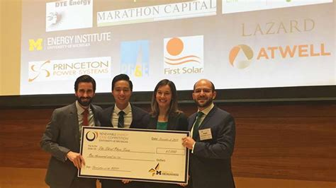 Mba Careers In Alternative Energy by Tuck School Of Business Tuck Mba Students Win Third