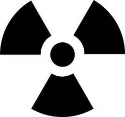 Radioactive symbol shipping stencils stencilease com