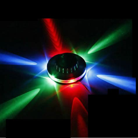 music activated disco lights sound activated revolving ufo led music laser stage ktv