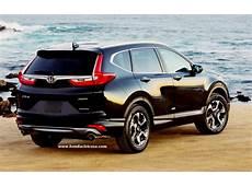 2018 Honda CR-V Redesign