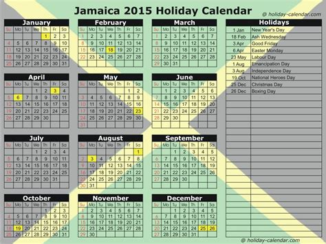 printable calendar 2014 jamaica with holidays jamaica independence 2016 images