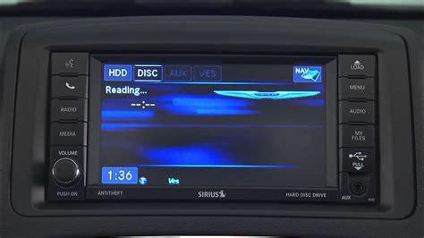 dodge grand caravan navigation system 2015 dodge grand caravan uconnect multimedia