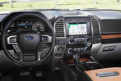 ford f150 recall 2013 2017 f 150 recall issued for faulty instrument cluster