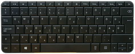 Qwertz Layout Android | microsoft wedge wireless bluetooth mobile keyboard