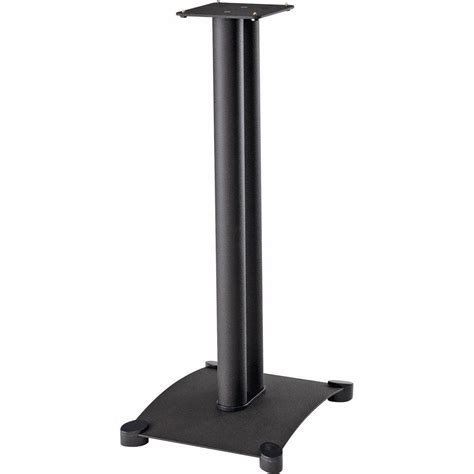 sanus 30 in bookshelf speaker stand sf30 b1 the
