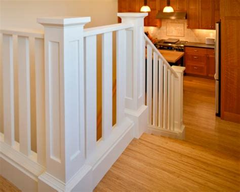 Rambler Floor Plans With Basement by Stairs And Railing Projects Ventana Construction Seattle