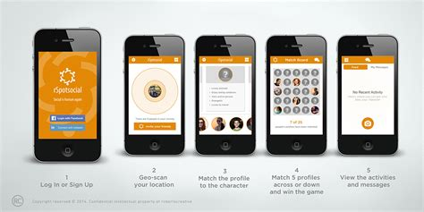 app design agency playful modern it company app design for a company by rc