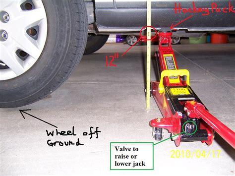 diy hydraulic floor jack  hockey pucks   bimmerfest bmw forums
