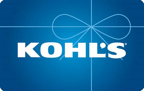 buy a kohls gift card online available at giant eagle - Buy Kohls Gift Card