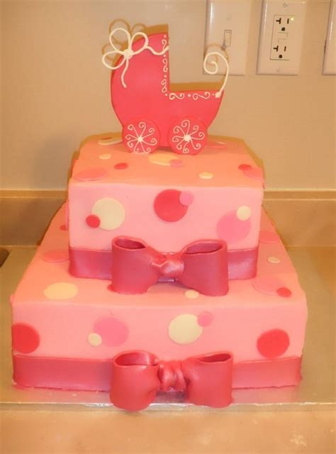 Cute baby shower cake   Cakes   Pinterest   Shower cakes