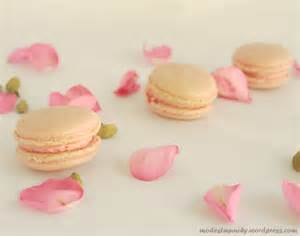 rose and cardamon macarons modest munchies