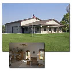 40x80 Pole Barn Price Anyone Have Plans Or Pics Of A Barndominium