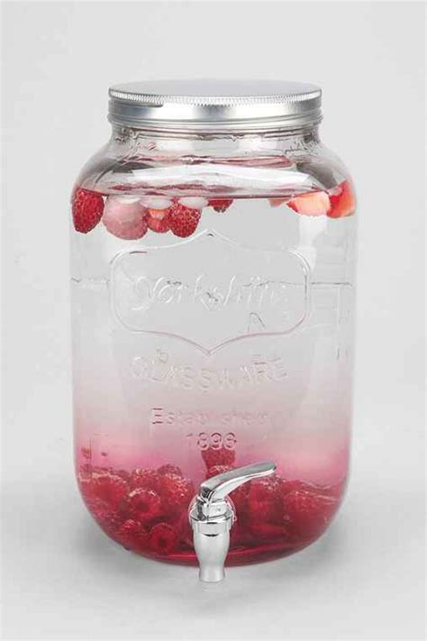 Water Infused Dispenser 5 fruit infused water recipes for a well hydrated wedding
