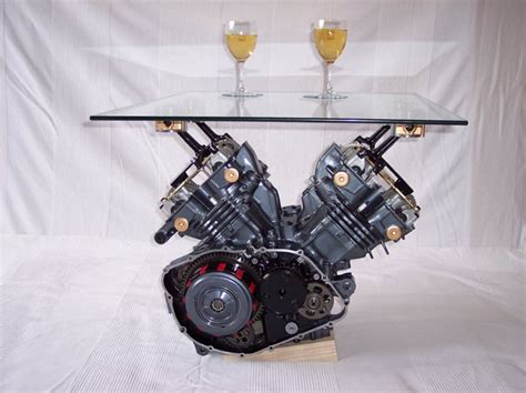 engine coffee table not your average v8 for sale rs246