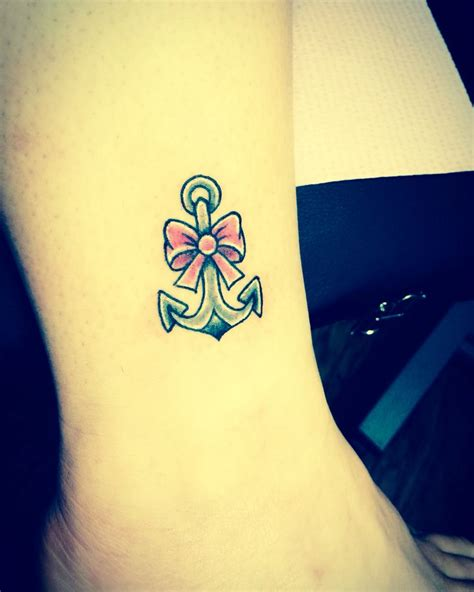 pink bow tattoo 25 best ideas about anchor bow tattoos on bow