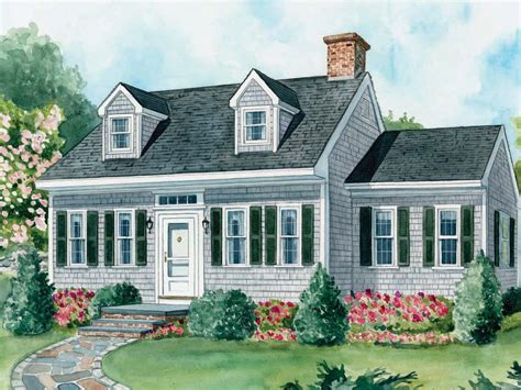 capecod homes landscaping for cape cod style houses plains home
