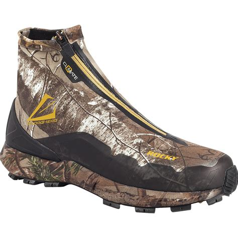 rocky shoes rocky broadhead realtree athletic hiking shoes