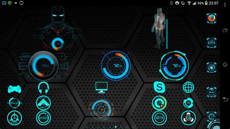 wallpaper android jarvis iron man jarvis wallpapers wallpaper cave