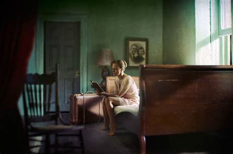 beautiful photographs inspired by edward hopper s